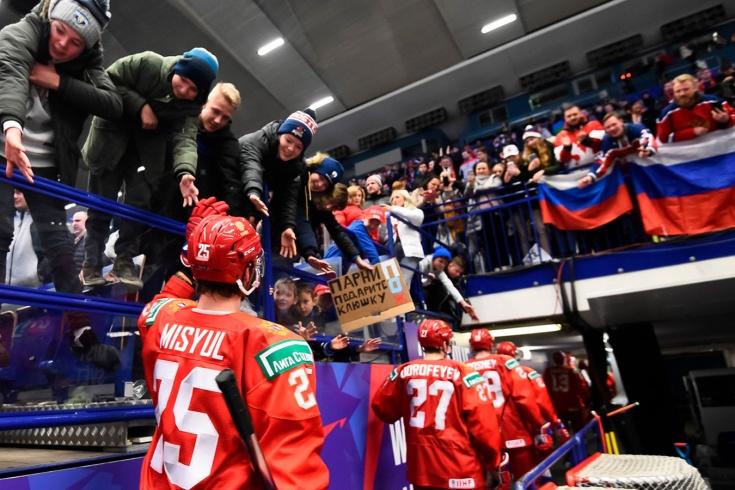 Россия обыграет Швейцарию, а дальше будет сложнее. Прогнозы на четвертьфиналы МЧМ-2020