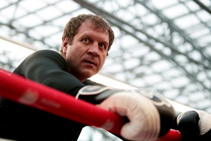 Олимпийский чемпион Чахкиев отказался драться с А.