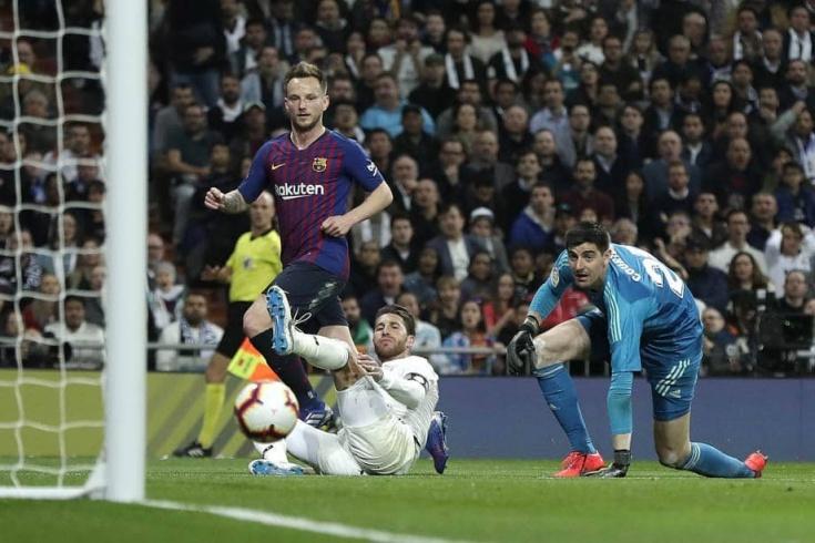 Чемпионат испании. реал мадрид барселона. текстовая трансляция