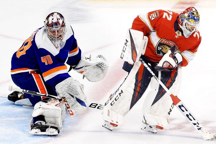 Чёрный день русских вратарей в НХЛ. Боб и Варли пропустили очень много