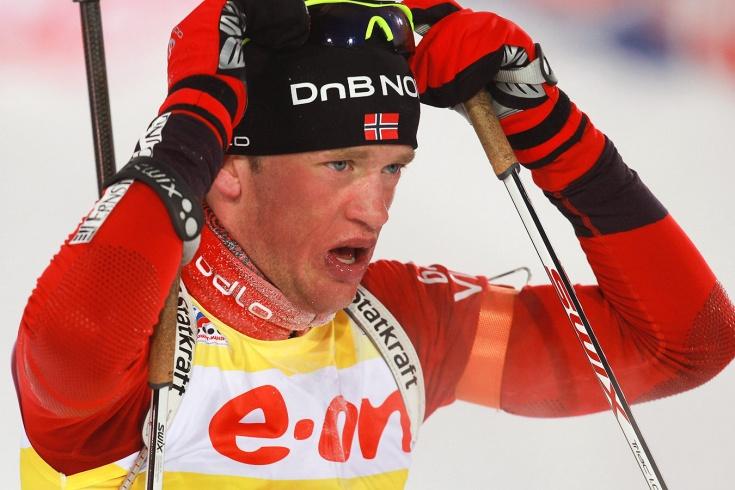 Норвежские биатлонисты боятся недобрать наград из-за проблем с экипировкой