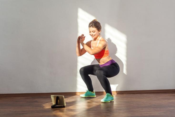 Как накачать ноги и ягодицы? Эффективная тренировка. Видео