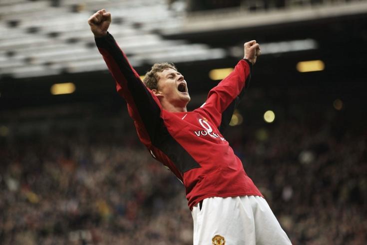 Лучшие голы Уле-Гуннара Сульшера за «Манчестер Юнайтед», видео