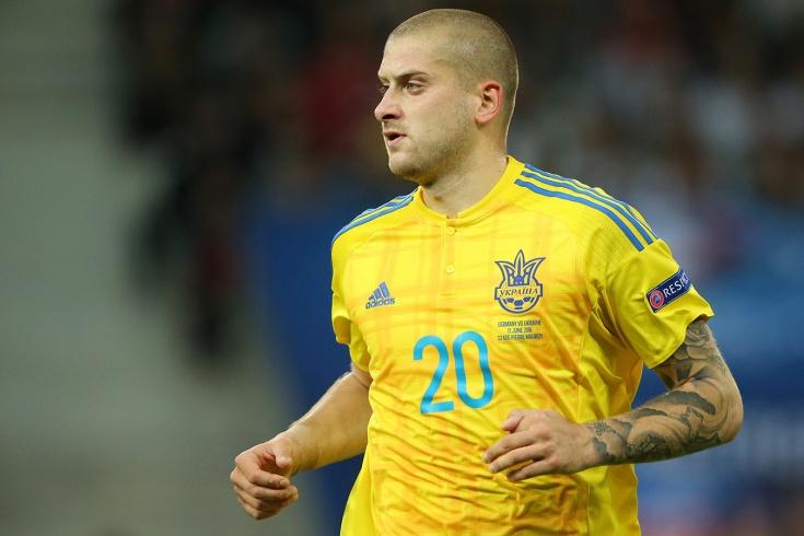 Ракицкий объявил об уходе из сборной Украины