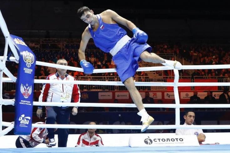 Сборная России заняла второе общекомандное место на ЧМ по боксу