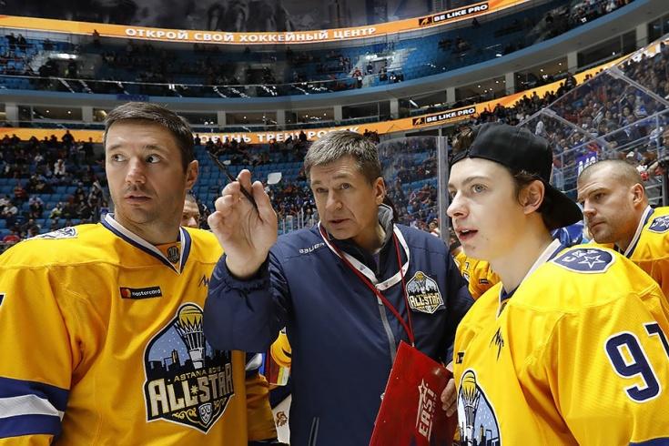 Илья Ковальчук и Никита Гусев