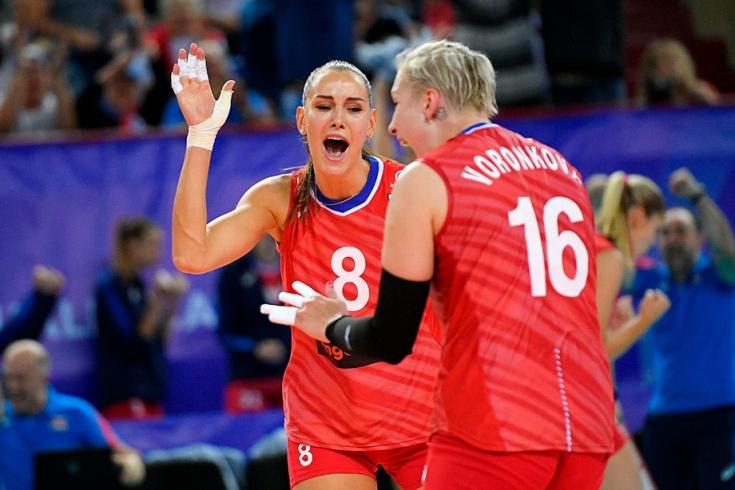 Россия победила Бельгию и вышла в 1/4 Евро