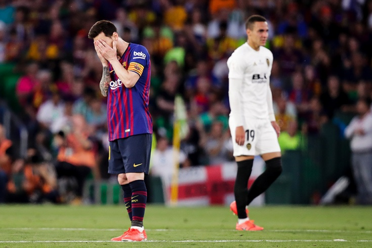 2 барселона выиграла кубок испании по футболу