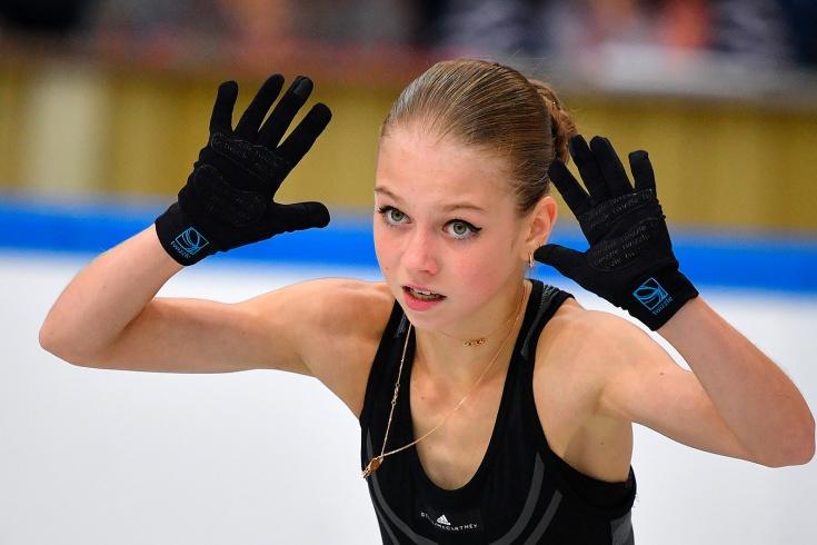 Фигурное катание, Гран-при 2019 – Трусову хотят оставить без четверных