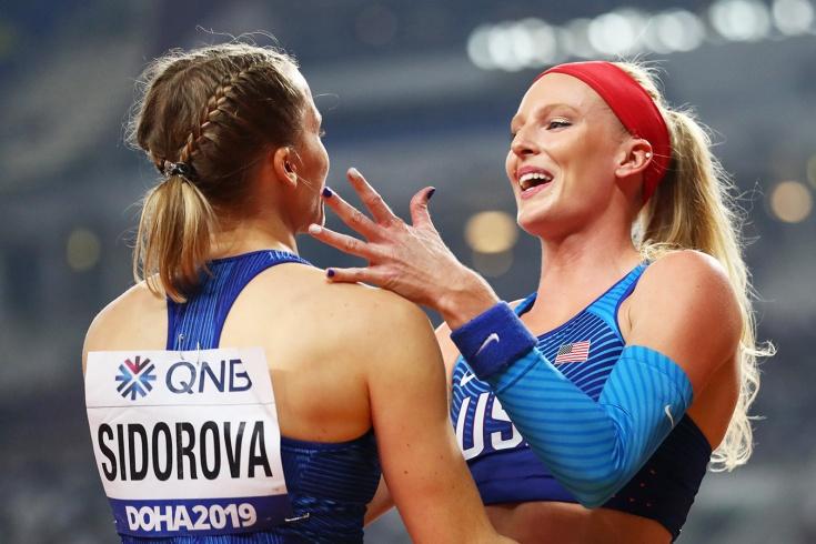 Американка Моррис получит приз IAAF