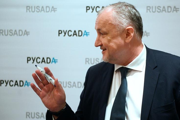 Глава РУСАДА Юрий Ганус хочет спасти наш спорт