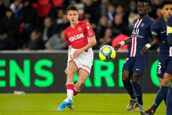 PSG - Monaco - 3: 3