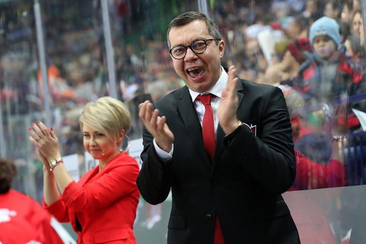 Возвращение Воробьёва будет весёлым