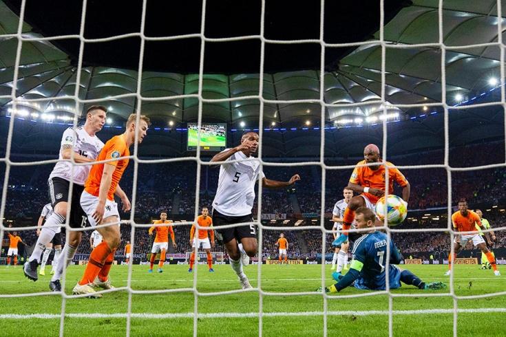 Германия – Нидерланды – 2:4