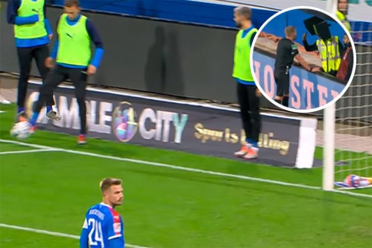 Во второй Бундеслиге пенальти заработал запасной