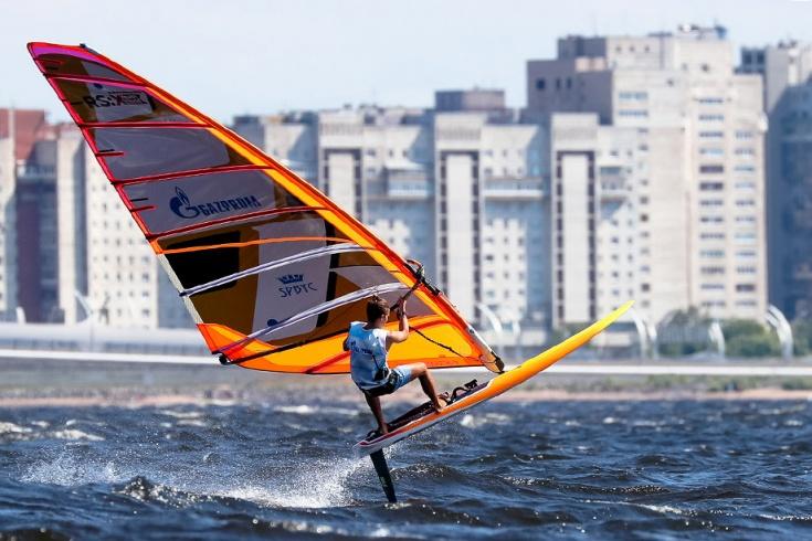 В России пройдёт чемпионат мира по виндсёрфингу