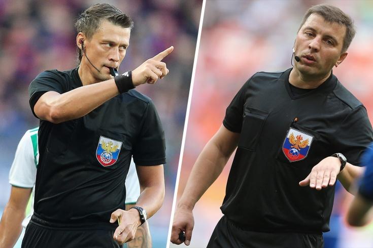 Худшие арбитры РПЛ сезона-2019/20 — Вилков, Казарцев, Мешков. Рейтинг