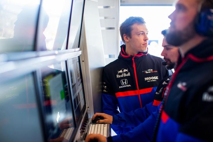 Судьи Формулы-1 лишают Квята очков