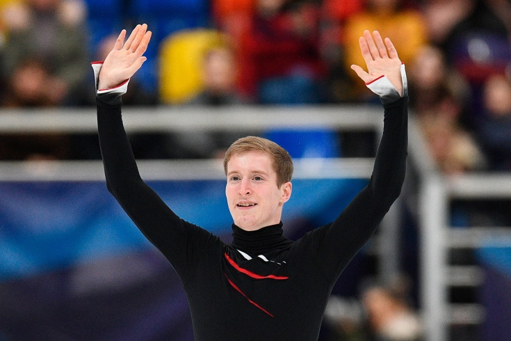 Самарин установил два мировых рекорда на Гран-при в Москве — помогли судьи