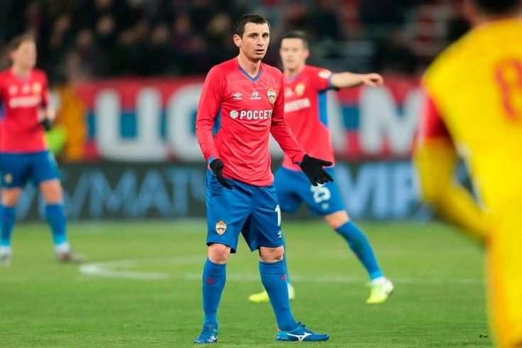 ЦСКА – «Арсенал» – 0:1, 2 декабря 2019 года