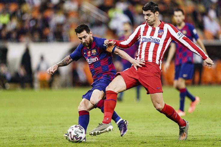 18 тур футбол испания