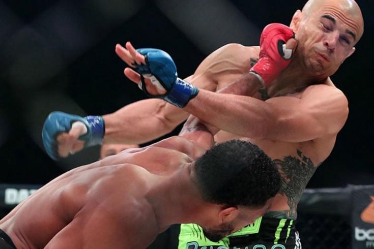 Нокаут за 8 секунд, Макки нокаутировал Караханяна, обзор UFC и Bellator