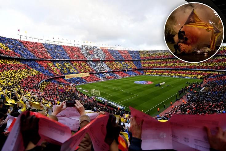 Матч «Барселона» — «Реал» перенесён