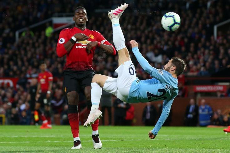 «Манчестер Сити» — «Манчестер Юнайтед», 7 декабря, прогноз и ставка на АПЛ