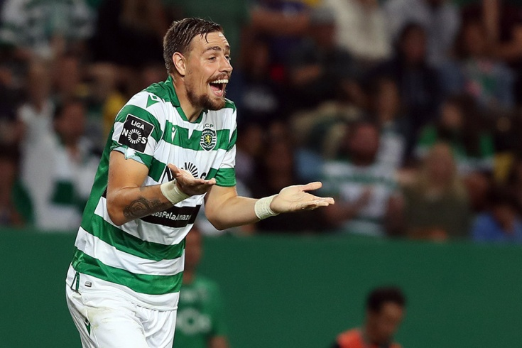 Защитник «Спортинга» заработал три пенальти