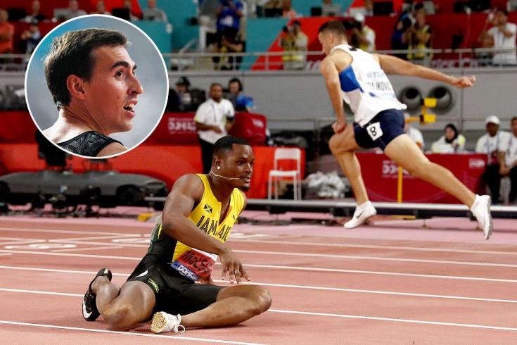 Ямайский спринтер в центре скандала на ЧМ