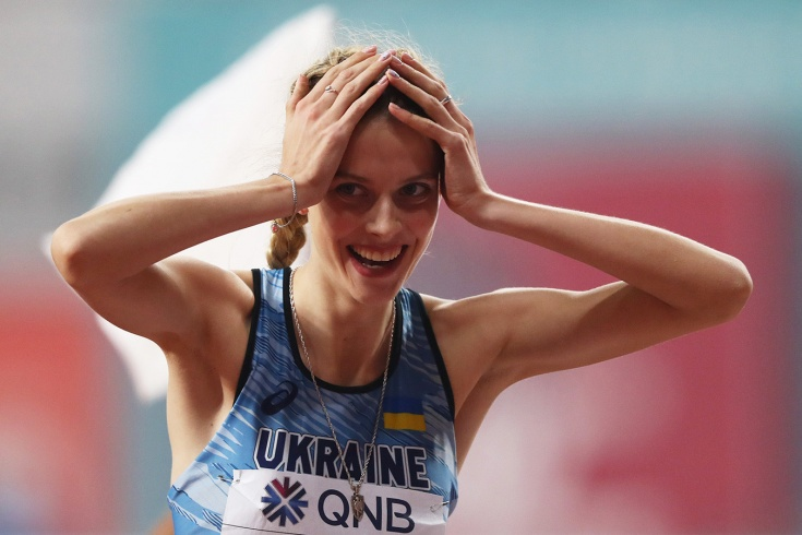 Украинка Могучих лишила Ласицкене чистой победы
