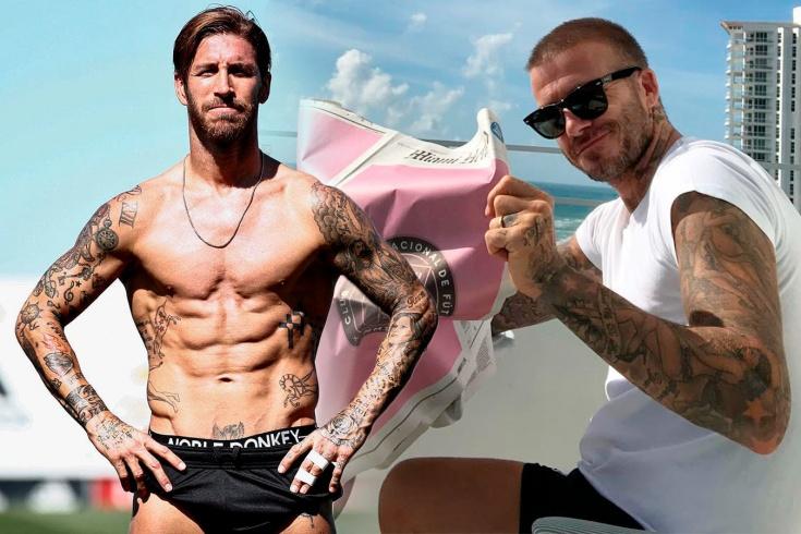 Что означают татуировки спортсменов?