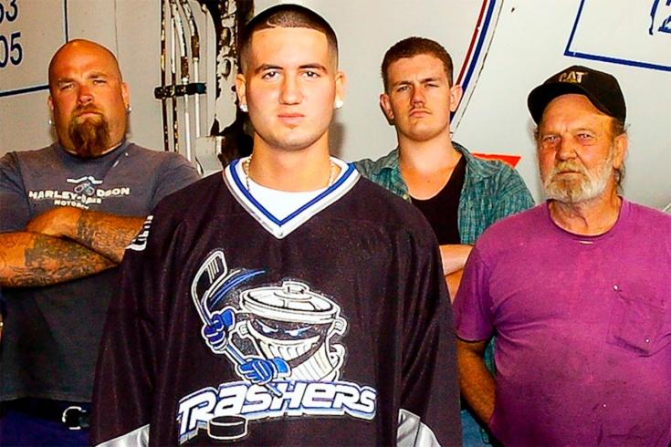 История «мусорщиков» — хоккейной команды