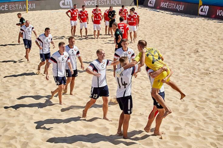 Пляжный футбол, Евролига 2019, Суперфинал