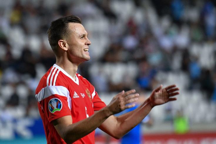 Российский футболист попал в команду недели FIFA 2