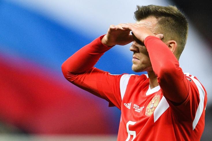 Кем заменить Черышева в сборной России?