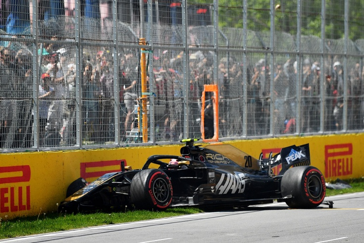 Команда «Хаас» в Формуле-1 — худший сезон в истории команды