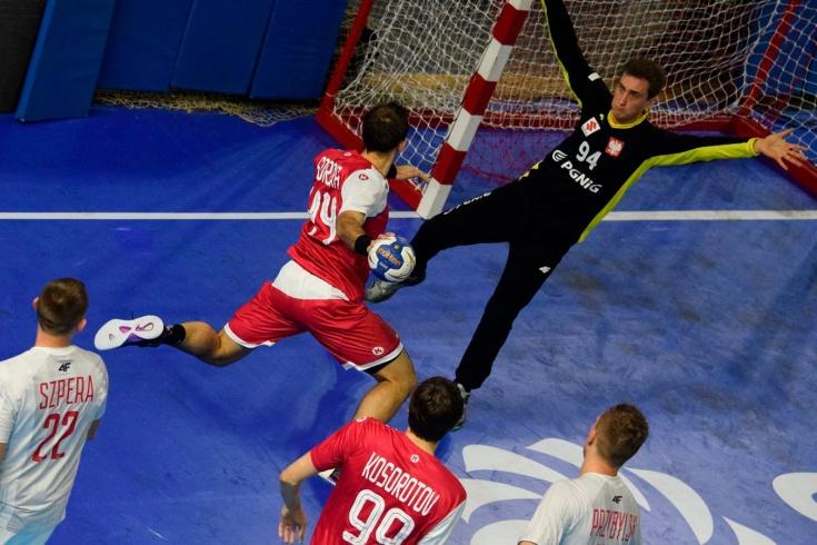 Мужская сборная России по гандболу стала второй