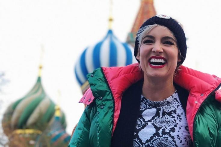 Олимпийская чемпионка по теннису из США призналась в любви к России