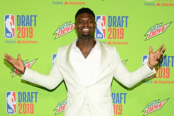 Зайон Уильямсон. Драфт НБА-2019