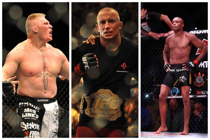 Чемпионы UFC 10 лет назад – где они сейчас, Леснар, Андерсон Силва, Сен-Пьер, Алду, Пенн