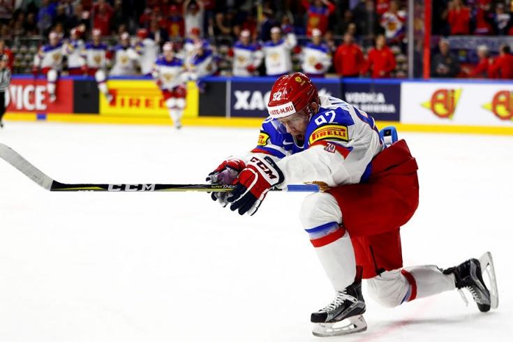 Лучшие голы Евгения Кузнецова в составе сборной