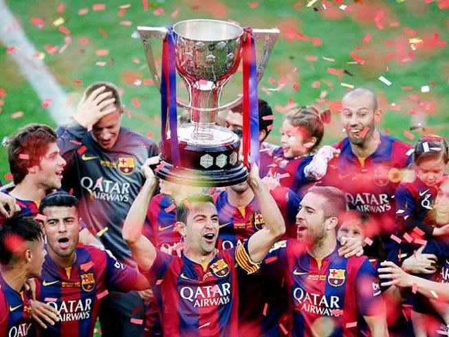 Итоги чемпионата испании по футболу