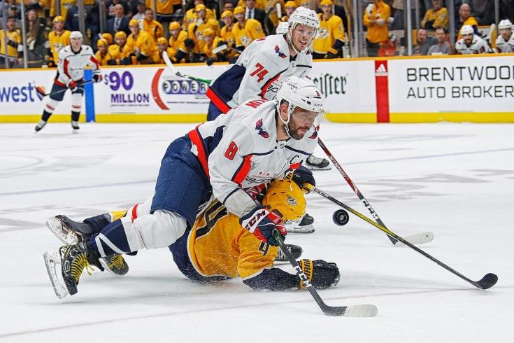 Финты Овечкина восхитили фанатов НХЛ. Он как будто помолодел на 10 лет