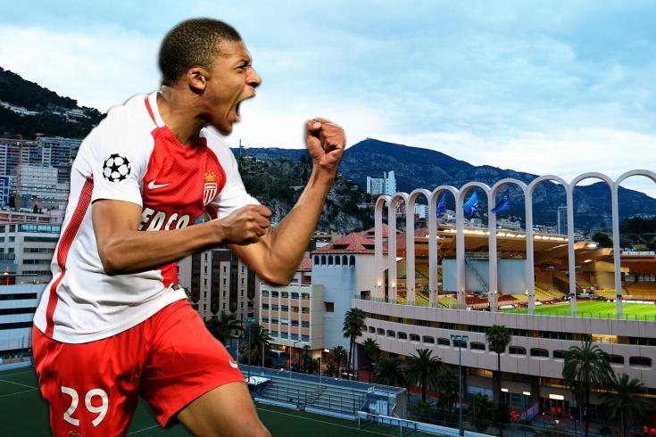 Академия «Монако»: где жил чемпион мира Киллиан Мб