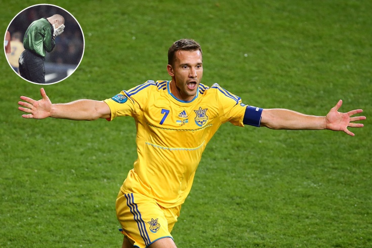 Что ты помнишь о матче Россия — Украина