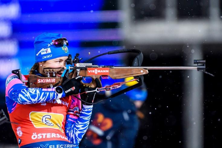 Норвежки выиграли эстафету на первом этапе Кубка мира, россиянки – пятые