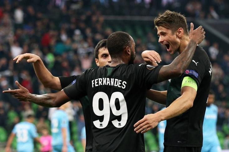 Что нужно ЦСКА и «Краснодару» для выхода в плей-оф
