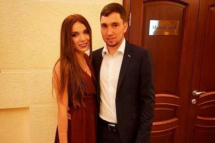 Российский биатлонист Логинов женится на украинке