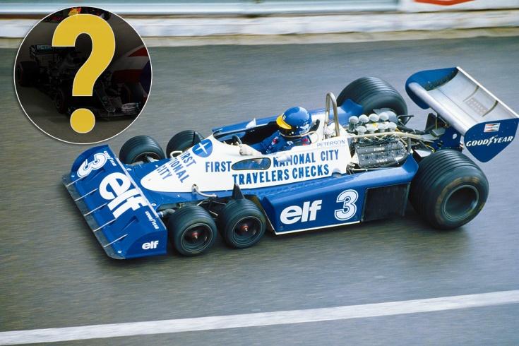Тест: хорошо ли вы помните историю команд Формулы-1